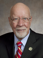 Picture of Senator Fred A. Risser