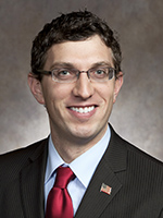 Picture of Representative Travis Tranel