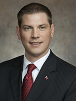 Picture of Representative Tyler Vorpagel