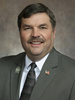 Picture of Representative Rob Swearingen