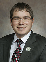 Picture of Representative Mark Spreitzer